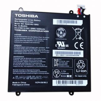 New Tablet battery for TOSHIBA AT10-B