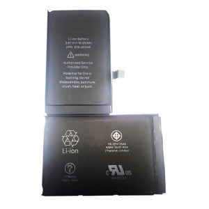 New phone battery 616-00346,616-00347 for iphoneX
