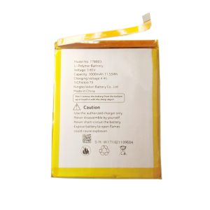 New phone battery 178003 for Vernee M5