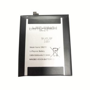 New phone battery 396272 for Wiko Upulse