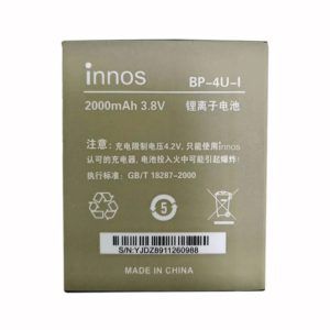 New phone battery for Innos BP-4U-I