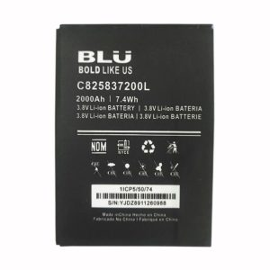 New phone battery for BLU C825837200L