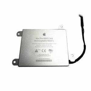 New battery for Mac Pro RAID Card A1228