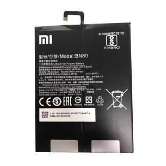 New Tablet battery for XiaoMi BN80,Mipad 4 Plus
