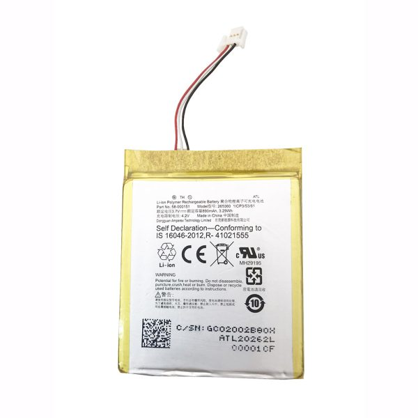 New Tablet battery for AMAZON Kindle 7