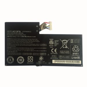 New Tablet battery for ACER Iconia Tab W4-820P