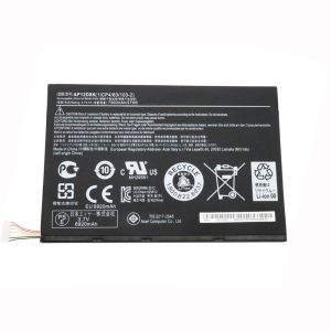 New Tablet battery for ACER ICONIA A3-A10