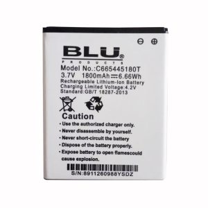 New phone battery for BLU C665445180T